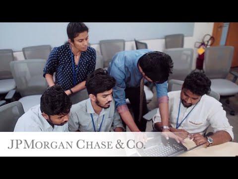 A Program Designed To Teach Tech | JPMorgan Chase