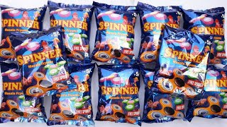 MOTU PATLU SPINNER SNACKS SURPRISE TOY review official channel Indian chatpat toy store