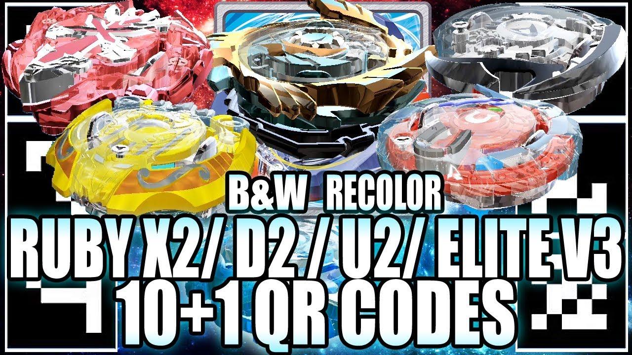 10 1 Qr Codes Ruby X2 Platinum D2 U2 Recolor E Mais Beyblade Burst App Qr Codes Youtube Ele também é conhecido como breaker xcalius x4! 10 1 qr codes ruby x2 platinum d2 u2 recolor e mais beyblade burst app qr codes