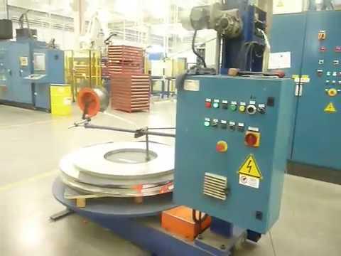 Minster press mod. P2-100 EASY OPEN DIA 99mm part2