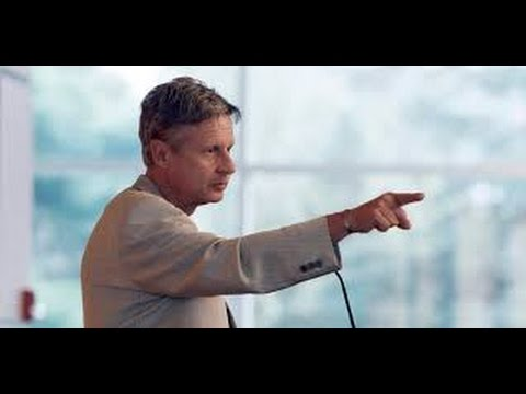 "Gary Johnson - ""Do the Math!""           /A LLN218 Louisville Late Night"