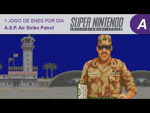A.S.P Air Strike Patrol - Frustrantemente BUGADO!