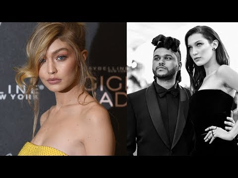 Gigi Hadid PISSED At Bella For Dating The Weeknd!