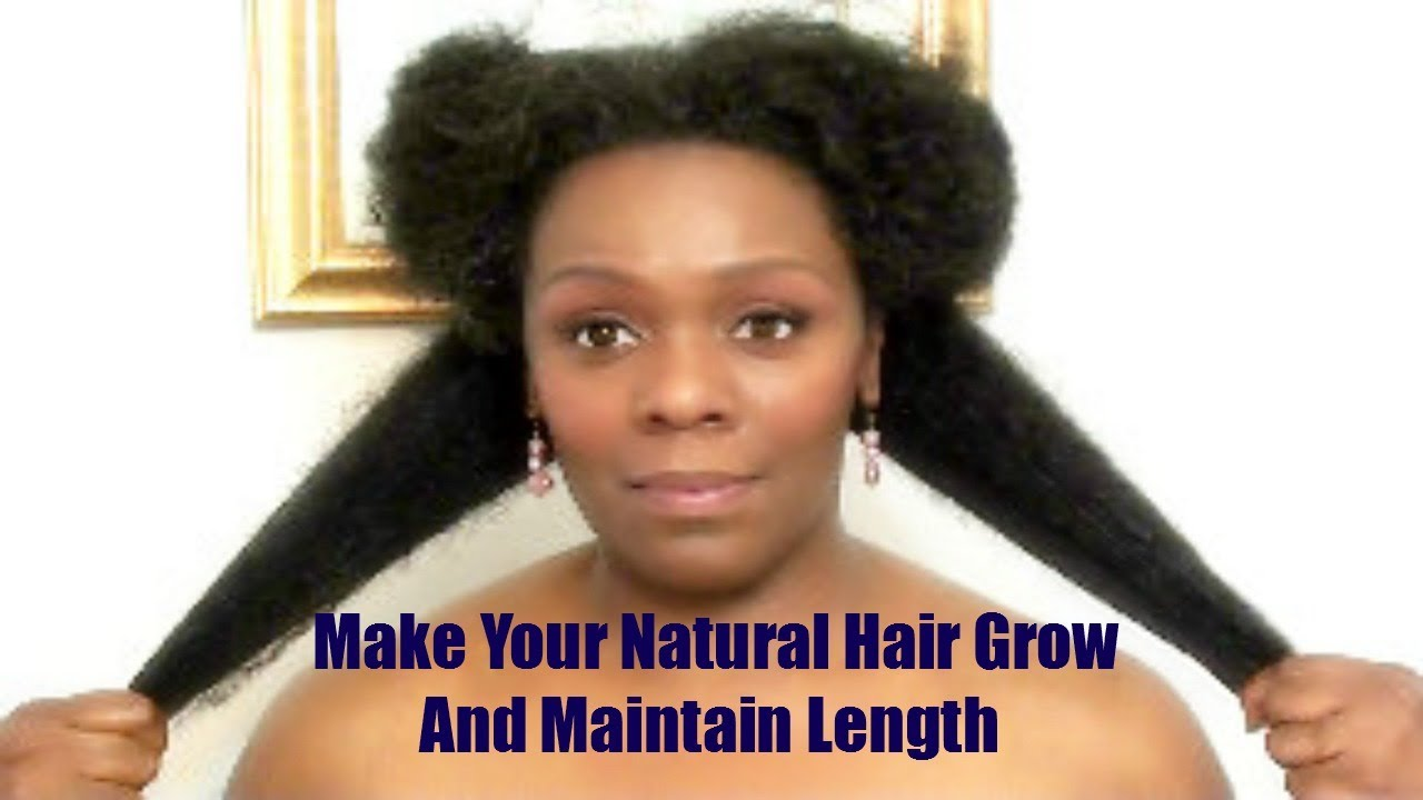Natural Products To Help Your Hair Grow