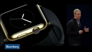 Tim Cook: Apple Watch Is Our Most Personal Device