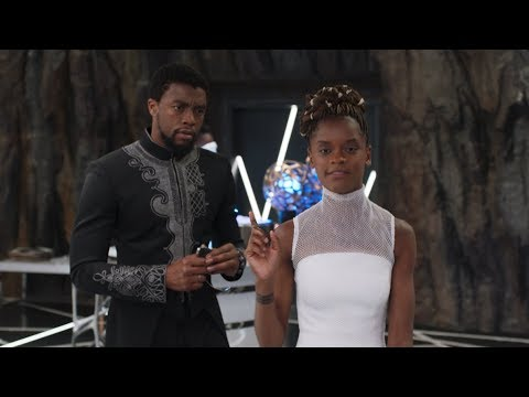 2 NEW Black Panther Movie Clips + Full onlines