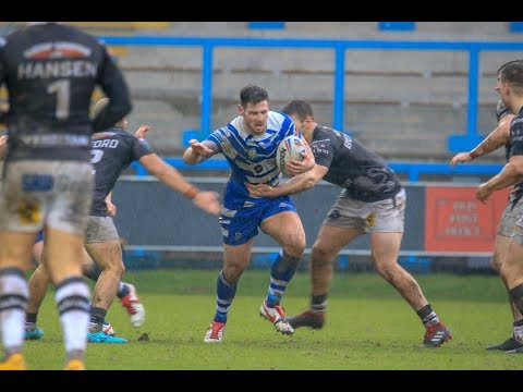Halifax 18-16 Swinton Lions | Round 5 Betfred Championship | Match Highlights