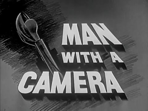 Man With a Camera, S2E11  Touch Off, Classic TV Series, Charles Bronson