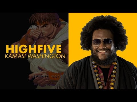 High Five : Kamasi Washington, le saxophoniste du rap