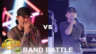 BAND BATTLE - อยากร้องดังดัง ( ปาล์มมี่ )   Band Lab VS G Band