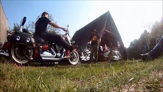 Zlot Miłośników Yamaha Virago - Jesienny Miałkówek 2014