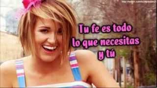 Britt Nicole - Caminar Sobre El Agua (Video y Letra) Traducido al Español [Teen Pop Cristiano]