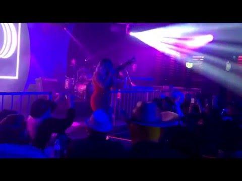 Stefani Montiel , Quien quiere Shots en vivo San Antonio Texas By Shendo Dj Diablo