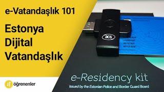Estonya Dijital Vatandaşlık, e-Vatandaşlık 101