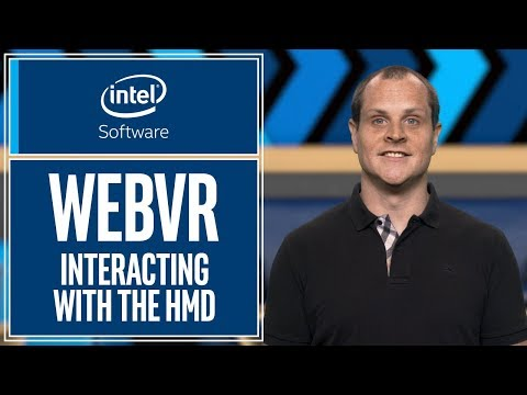 WebVR | Interacting with the HMD | Intel Software
