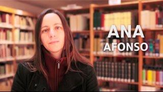 Ana Afonso (FCSH), Ciências da Linguagem