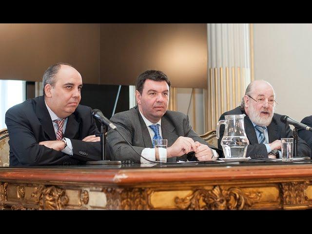 Los jueces Bonadio, Lijo y Martínez de Giorgi disertaron en la Legislatura Porteña