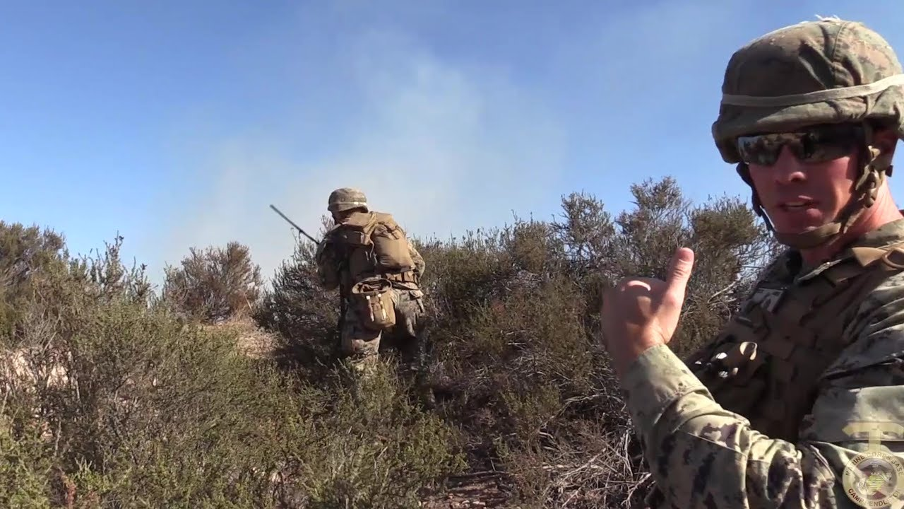 US Military News • U.S. Marines Sharpen Skills During Week 5 of IMC • California, Feb. 22-26, 2021