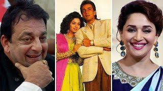 Sanjay Dutt – Madhuri Dixit To Re-Unite AFTER 21 Years In Kalank