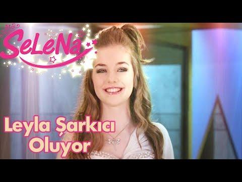 Leyla şarkıcı oluyor