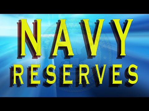 What Is Life Like In The Navy Reserves?