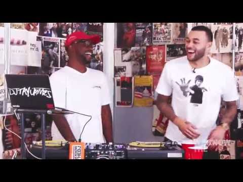 Smooth Mixing with Don Benjamin & DJ Tay James | We Know The DJ