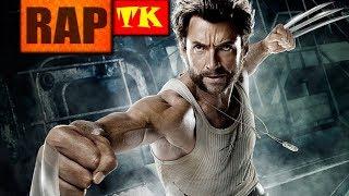 Rap do Wolverine Imortal // TK RAPS
