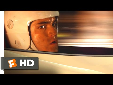 Speed Racer (2008) - Racing a Legacy Scene (3/7) | Movieclips