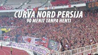 CURVA NORD PERSIJA MENGGILA PERSIJA VS BECAMEX AFC 2019 #WEHAVENOLIMITS