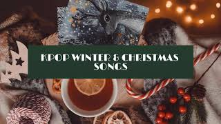 KPOP WINTER & CHRISTMAS PLAYLIST