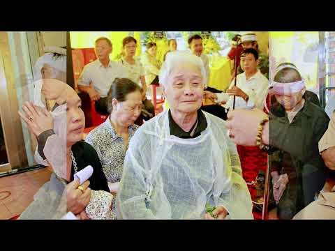 Lễ Tang Cụ : TRẦN QUANG ĐÊ.Hưởng Thọ 82 Tuổi.