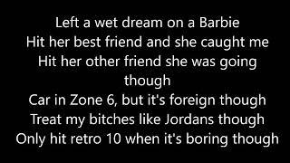 Dj Snake feat. Offset, 21 Savage, Gucci Mane &amp Sheck Wes - Enzo (Lyrics)