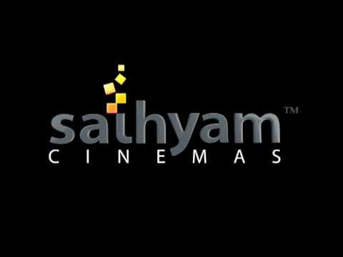 Sathyam Cinemas Branding