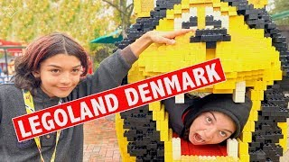 VISITING LEGOLAND DENMARK (with no lines)   EP 200