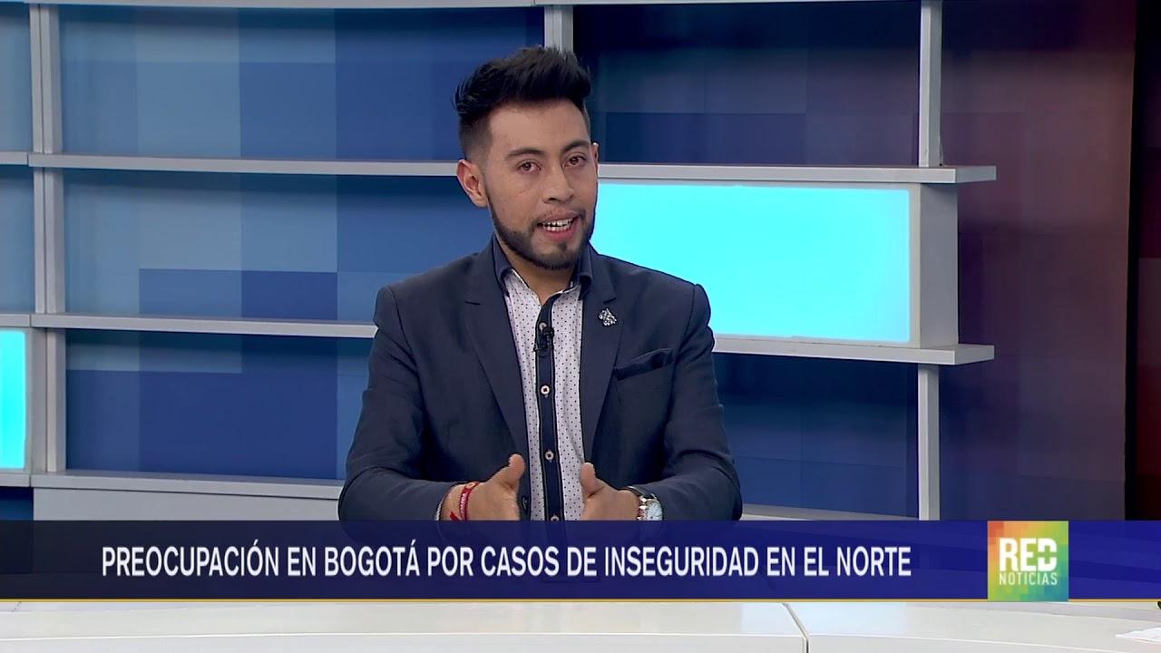 RED+ | Análisis de Andrés Nieto sobre la inseguridad en Bogotá