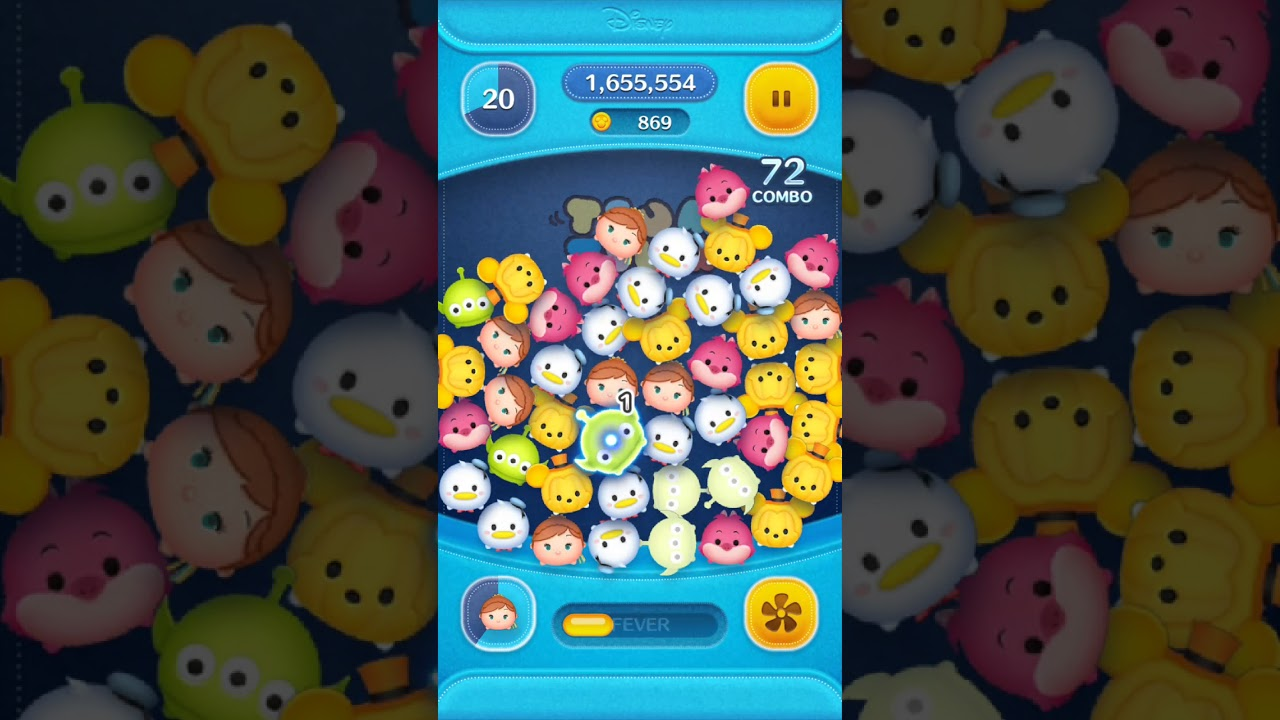 Tsum Tsum mission bingo 7 use a frozen Tsum Tsum to earn a score of 1500000 or more ...