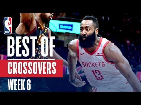 NBA's Best Crossovers | Week 6