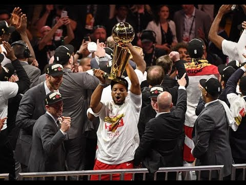 Norman Powell: Inspiration, NBA Champion, and Raptor forever.