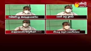 Ap Minister Kannababu Fires On Chandrababu Naidu | Sakshi TV