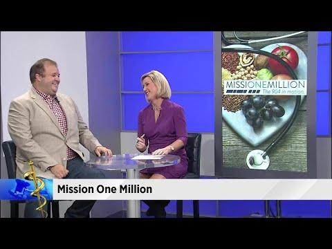 Mission One Million: John Hannigan's journey