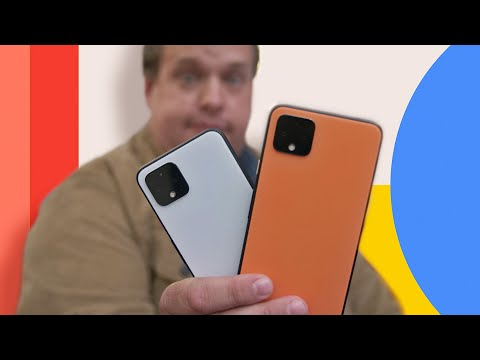 Google Pixel 4 and 4 XL hands-on first impressions