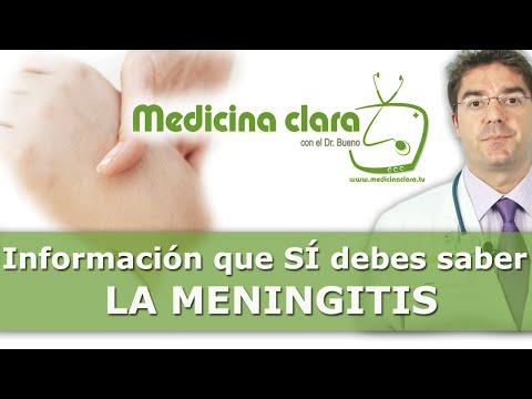 Meningitis, resumen e información muy importante para saber y difundir