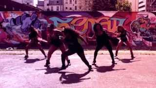 "Major Lazer ""Watch Out For This (Bumaye)"" feat Busy Signal - Choreo by SHYLEE HD"