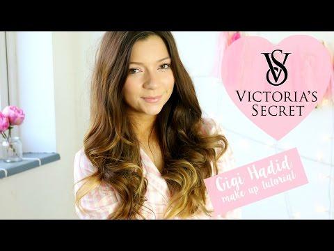 Gigi Hadid Victorias Secret Angel DRUGSTORE Make Up Tutorial I AD