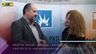 MEDİTEK YAZILIM - FUAR TV