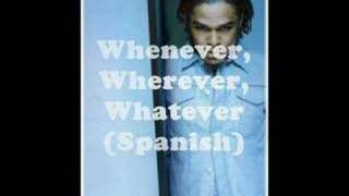 MAXWELL Whenever, Wherever, Whatever in Spanish (maxwellfanforum.com)