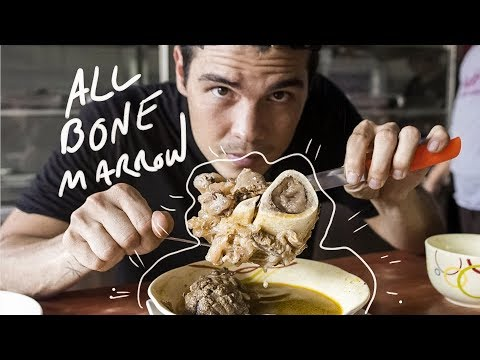 Best Cansi in Bacolod (BONE MARROW BEEF SOUP) Philippines