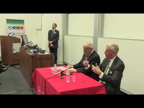 Asia Scotland Institute Dominic Barton Presentation