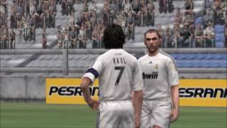 Pro Evolution Soccer 2010 PSP Gameplay HD