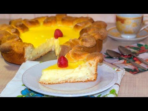 Татарский сметанник пирог